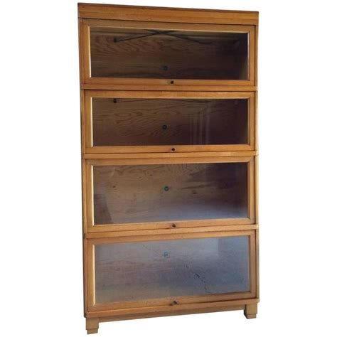 gunn sectional bookcase original globe wernicke golden oak bookcase stacking gunn