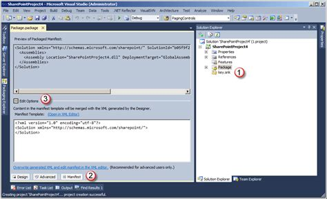 business intelligence templates for visual studio 2010 code access security policy template for visual studio