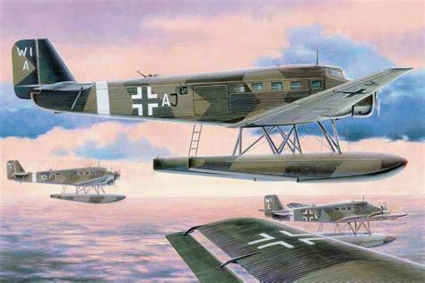 ju 52 3m bomber and 1472818806 junkers ju 52 3m floatplane 1 144 eduard store