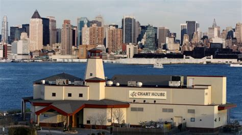 chart house weehawken chart house a restaurant in new jersey with a nice view over manhattan a nyctt by olivier