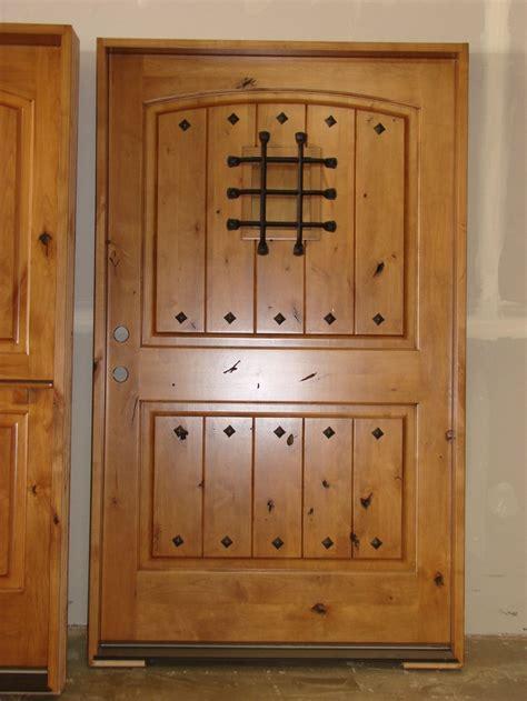 48 Inch Exterior Door Exterior Knotty Alder Rustic Front Entry Doors 48 Quot X 80 Quot New Custom Wood Door Ebay Faux Wood