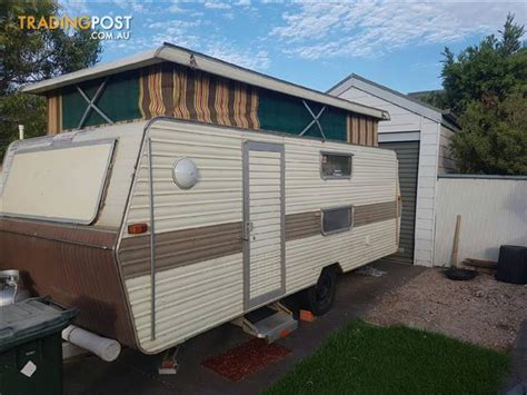 pop top caravan awnings casavilla pop top caravan with bunks original annex and