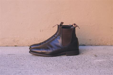 r m williams boots are the ultimate everything shoe the