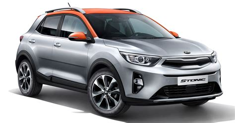 South Kia Kia Stonic New B Segment Suv Crossover Revealed