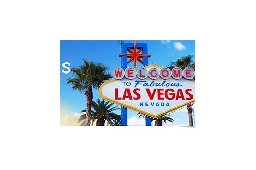 flight deals to las vegas