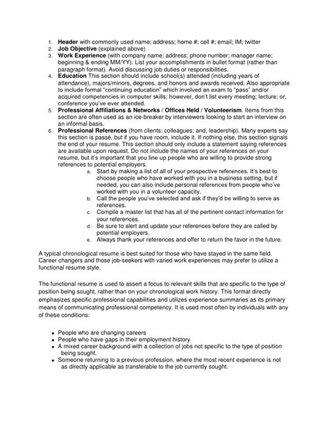 Sle Resume Without Any Work Experience How To Write A Resume With No Experience Popsugar Career And Finance Work History Resume 20