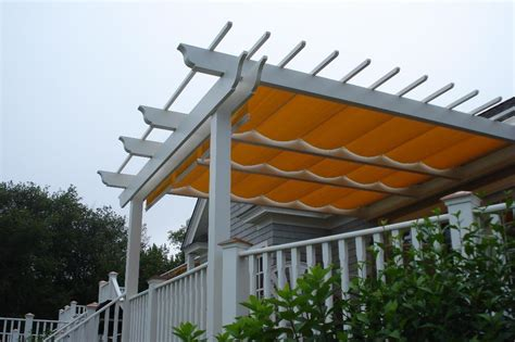 Sun Shade Awnings by Creating Outdoor Great Rooms With Pergolas Archadeck