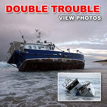 fishing boat accident beach point pei two boating accidents on coast beaches sunshine coast daily