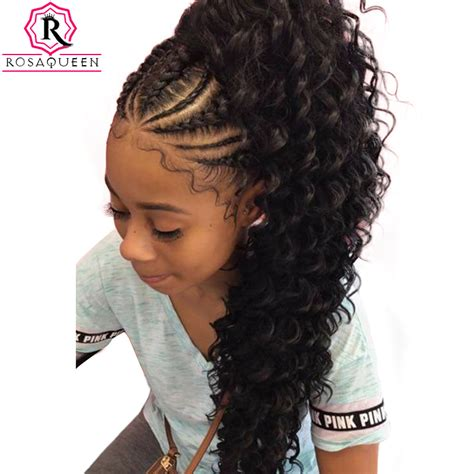 aliexpress wigs 360 360 lace frontal wig pre plucked with baby hair deep wave