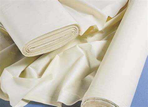 Buy Curtain Lining Fabric Solprufe Cotton Sateen Ivory