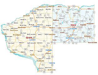 Grant County Records Grant County Iowa County
