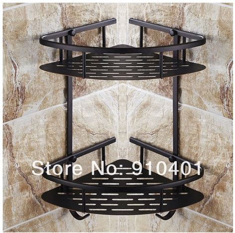 Rubbed Bronze Corner Shower Shelf by Wholesale And Retail Promotion Luxury Rubbed Bronze