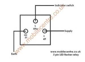 3 pin 12 volt led flasher relay jso layout 30w 403ledrelay022433 163 14 70 led lights marker