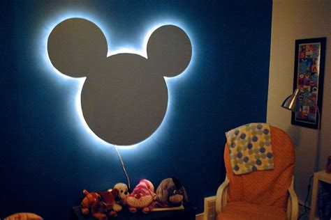 mickey mouse lighting for children i the mickey wall l all things mickey mouse