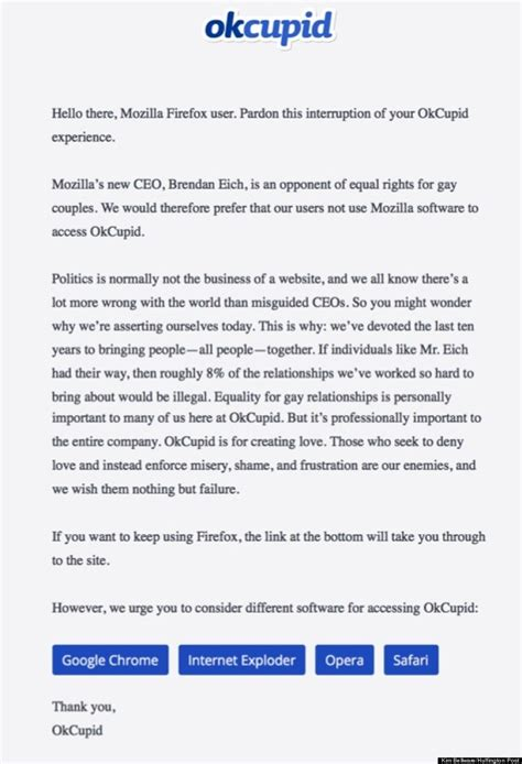 stepping from a position letter template mozilla ceo brendan eich steps following controversy