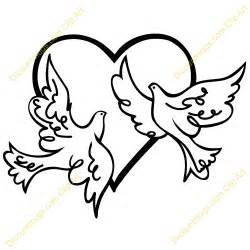 Wedding Doves Clipart » Home Design 2017