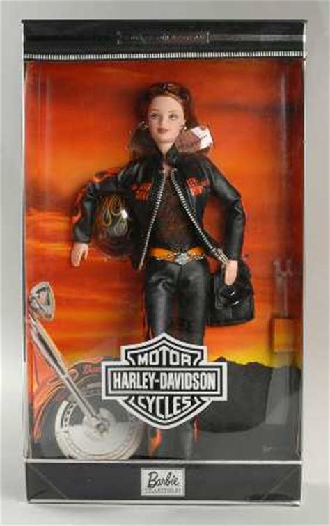 Harley Davidson Barbies by Mattel Harley Davidson At Replacements Ltd