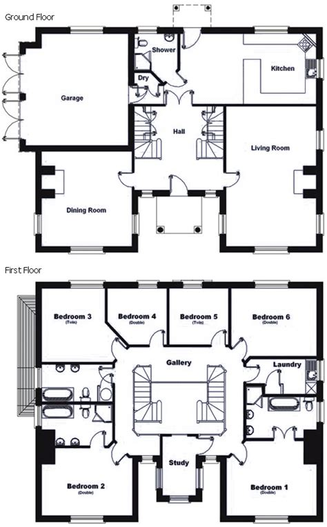 open floor plans unique small house plan unique house