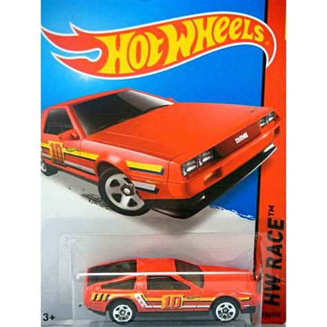 wheels delorean dmc 12 global diecast direct