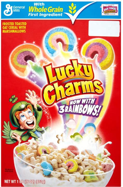 general mills lucky charms 453g