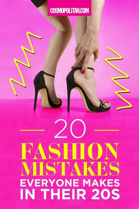 Fashion Mistakes Make by 20 Fashion Mistakes Everyone Makes In Their 20s Fashion