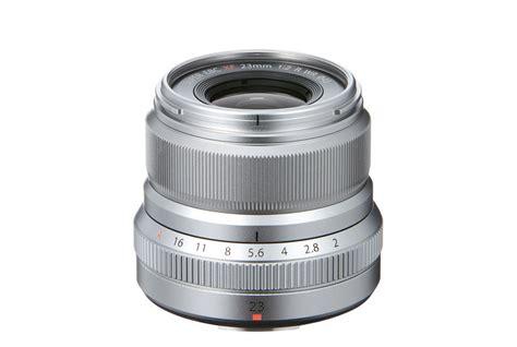 Fujifilm Fujinon Xf 23mm F2 R Wr Lensa Kamera fujifilm xf 23mm f2 r wr lens and x a3 announcement
