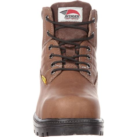 national guard boot c avenger steel toe metatarsal guard work boot a7302