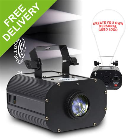 the lighting spot coupon equinox promo spot gobo projector 25w led light print your
