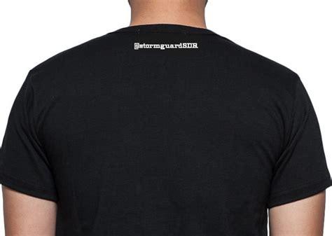 T Shirt Vainglory Black Color don t ping me bro stormguardsdr vainshame