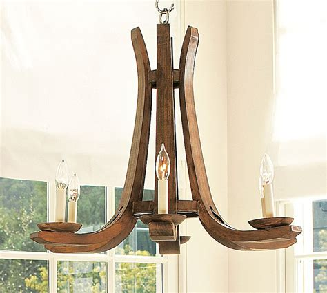 Pottery Barn Wine Chandelier Cheap To Chic Wood And Wine Barrel Chandeliers Nbaynadamas Furniture And Interior