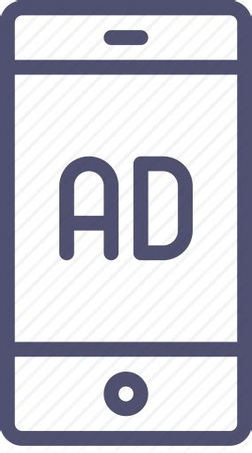 mobile advertise ad advertise advertisement mobile sponsor icon icon