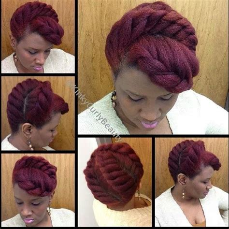 how to get the nappy look hairstyle apparemment simple nappy hair style ideas pinterest