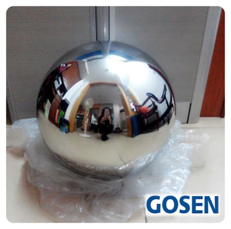 Shiny Mirror Balls Digital Mirror by 1 Pcs 150mm Stainless Steel Hollow Mirror Polished