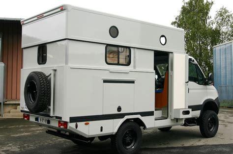 cellule cing car sur camion les plus insolites cing cars 4x4 cing car deluxe