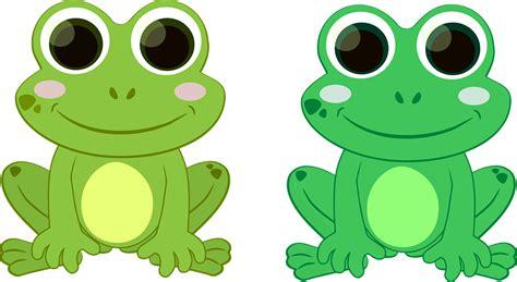 rana clipart rana verde sapo 183 gr 225 ficos vectoriales gratis en pixabay
