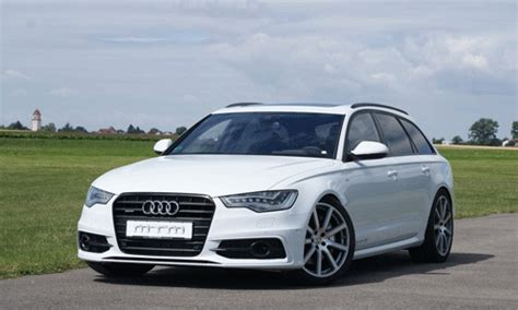 Audi 5e Motor by Audi A6 3 0 Bitd Has A New Tuning Package From The Company