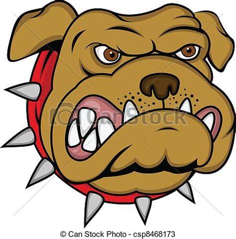 clipart cani vettori di testa vettore illustrazione di