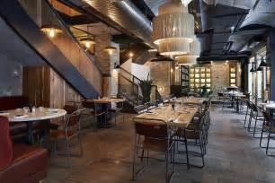 industrial le finesse et 233 l 233 gance dans le restaurant italien margherita