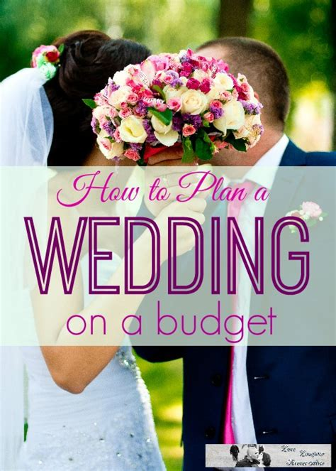 Weddings On A Budget by Laughter Foreverafterhow To Plan A Wedding On A