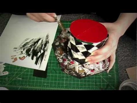 making themed hats part 2 how to make an alice in wonderland themed hat