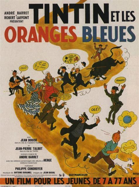 tintin y el lago tint 237 n y el misterio de las naranjas azules 1964 filmaffinity