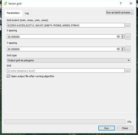 tutorial qgis 2 18 187 qgis tutorial creating and orienting vector grids in