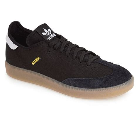 four pins considers the adidas samba required reading