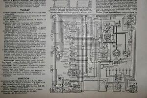 willys ignition wiring diagram tune  cj sw ebay