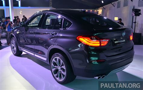 Home Interior Colour bmw x4 launched in malaysia xdrive28i rm439k image 264504