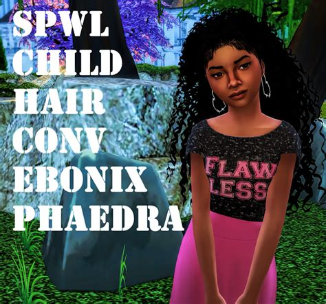 ebonix sims 4 child sims 4 cc s the best child hair by shardae sims 4 cc