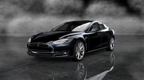 Tesla S Model Car Tesla Model S Hd Desktop Wallpapers 7wallpapers Net