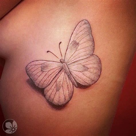 white butterfly tattoo the gallery for gt white butterfly