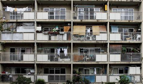 Appartments In Japan by 10 000 Housing Complexes Require Earthquake Retrofitting Japan Property Central