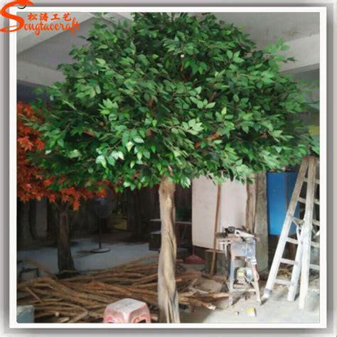 design large artificial trees outdoor artificial ficus